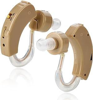 Amplificador auditivo de sonido BTE (detrás de la oreja)