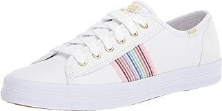 Keds Women's Kickstart Rainbow Webbing Sneaker