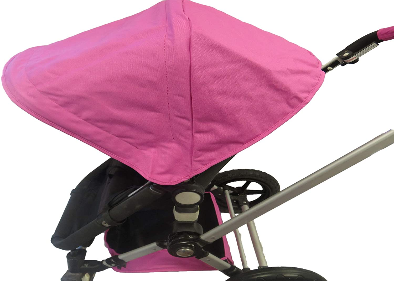 Pink Sun Cheap super special price Shade Canopy and Large Miami Mall F Storage Plus Under Seat Basket