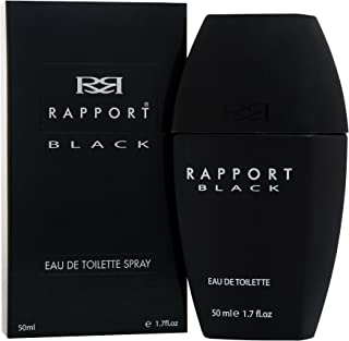 Dana Rapport Black Eau De Toilette 50ml