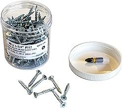 flat head aluminum wood screws