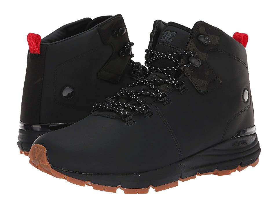 DC Muirland (Black/Camo) Men