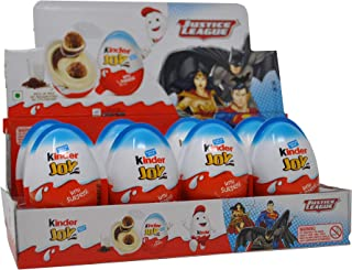 Kinder Joy With Surprise Inside - Sold by ICSTORE (Boy Display w/8 Eggs)