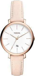Fossil ES4369 PINK STEEL 316 L Woman Watch