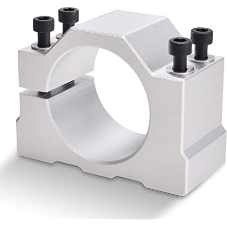 48//50//52//54//56mm Spindle Motor Mount Clamp Bracket for CNC Router Machine