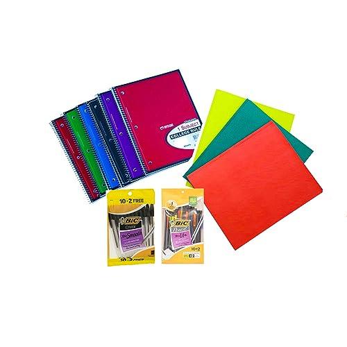 Middle School Supplies: Amazon com