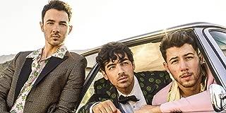 Divine Posters Jonas Brothers Pop Rock Band Joe Jonas Kevin Jonas Nick Jonas 12 x 18 Inch Multicolour Famous Poster DPJB182