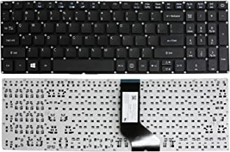 GinTai US Laptop Keyboard Replacement for Acer Aspire Compatible with E5-523 E5-553 E5-575 E5-575G E5-575T F5-771 V3-574 E5-575-79EP E5-575T-33CF E5-575-521W E5-575-72N3 E5-575-33BM E5-575T-3678