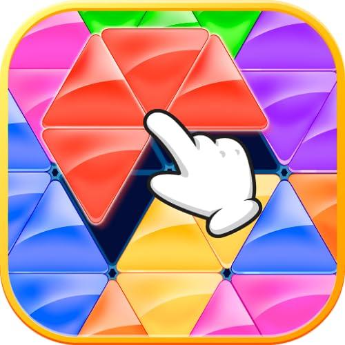 Triangle - Block puzzle legend