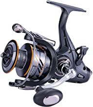 Sougayilang Carp Spinning Reel 5+1 Shielded Stainless...