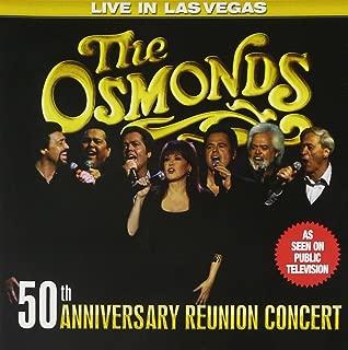 Live In Las Vegas 50th Anniversary Reunion Concert