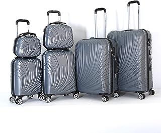 Fancl Hard case Trolley Bag - Set of 6 Pieces