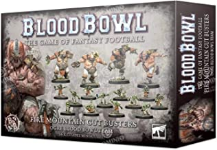 Games Workshop Warhammer Blood Bowl: Fire Mountain Gut Busters