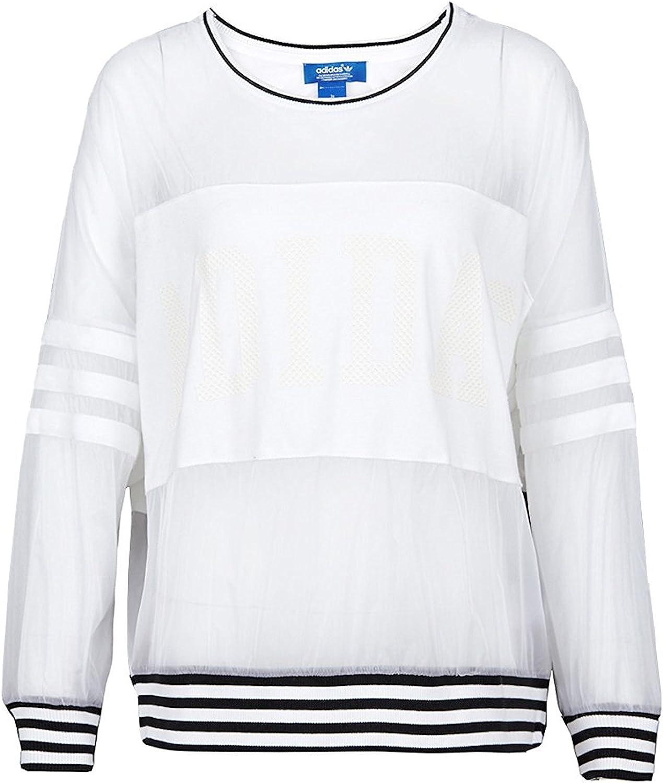 Adidas Women's S19964 London Clear Sweatshirt, M