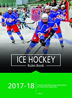 2017-18 NFHS Ice Hockey Rules Book