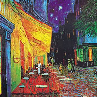 "[Chamberart] 2000 Piece Premium Jigsaw Puzzles ""Cafe Terrace"" A-2004 By Vincent Van Gogh"