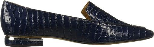 Navy Croco