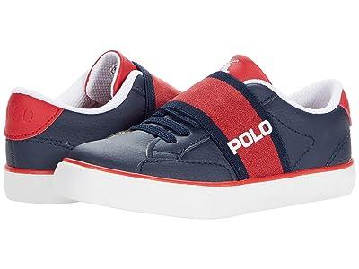 Polo Ralph Lauren Kids Theron Slip-On (Little Kid) Boy
