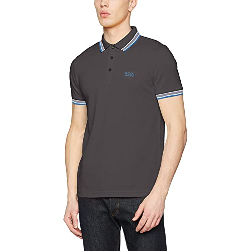 096f3c56b Hugo Boss Men s Paddy Short Sleeve Sporty Polo