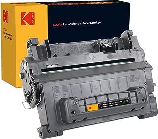 Kodak Supplies 185H036401 碳粉 10000 页 黑色 适用于 Hewlett Packard LJP4014 兼容 CC364A/64A