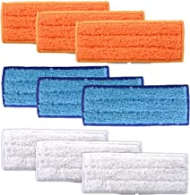 KEEPOW 9 Pack Mopping Pads Replacement for iRobot Braava 240 241
