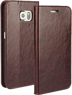 samsung s6 genuine leather case