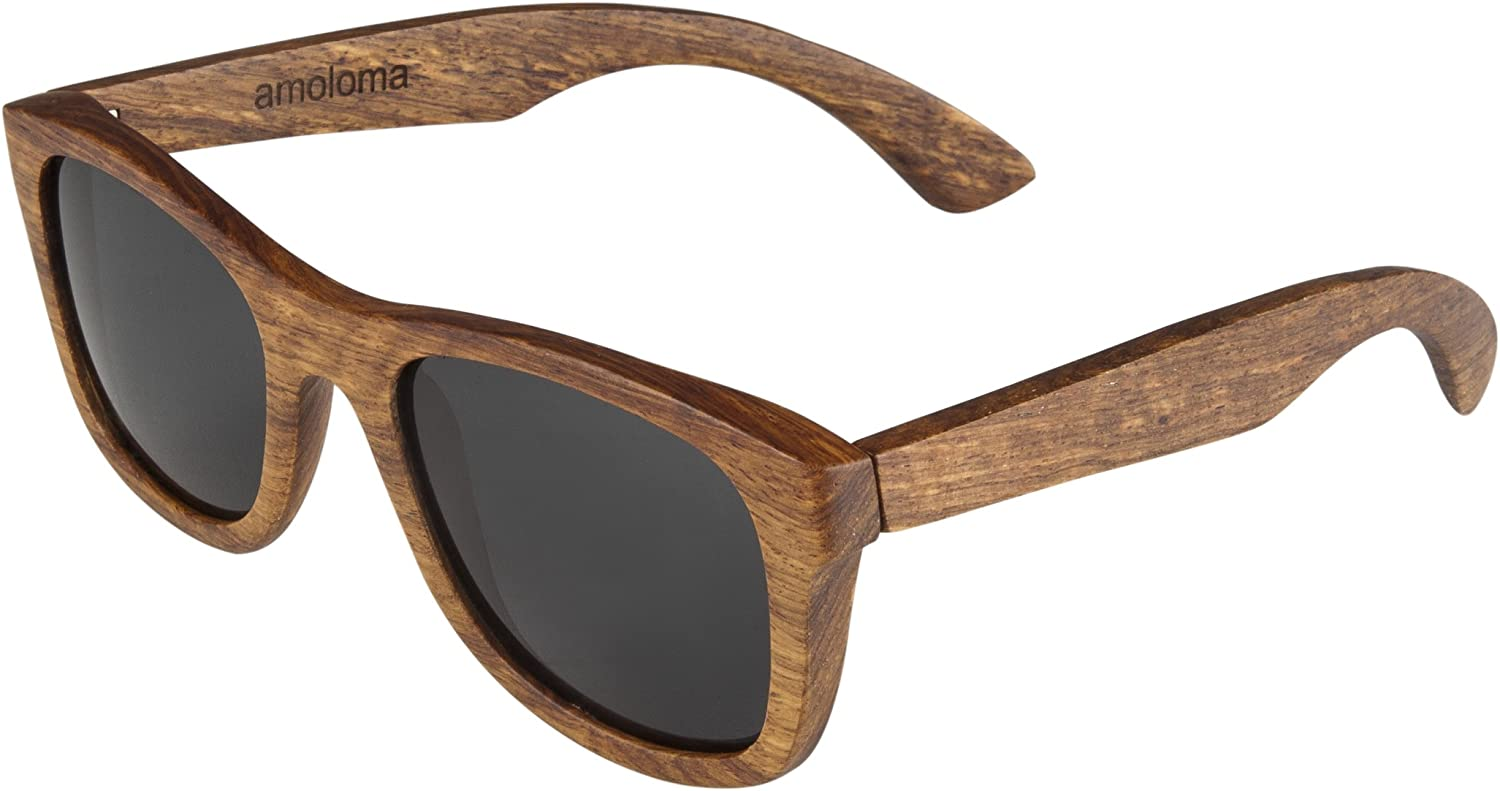 Pear wood sunglasses  wayfarer design