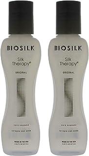 Biosilk Silk Therapy Original Treatment - Pack of 2 For Unisex 2.26 oz Treatment