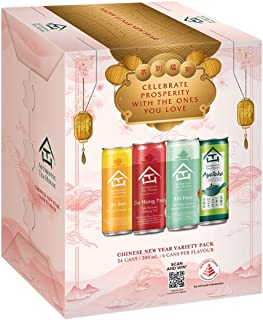 Authentic Tea House Variety Pack, 24 x 300ml