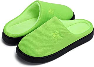 landeer Memory Foam Slippers Couple Style Men's and Women's House Casual Shoes