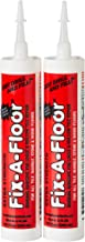 Fix-A-Floor Repair Adhesive for Loose Tile & Wood Floors - 2 Pack