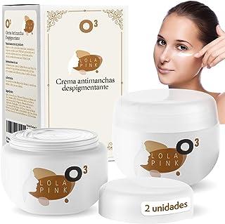 O³ Crema Antimanchas Facial – 2 Unidades x 30 g – Cosmética Anti-Manchas | Despigmentante Facial Para La Cara – Crema Blan...
