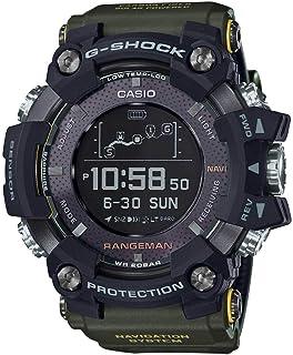 CASIO(カシオ) 腕時計 G-SHOCK ジーショック RANGEMAN レンジマン ソーラー アシスト GPS ナビゲーション GPR-B1000-1B グリーン メンズ [並行輸入品]