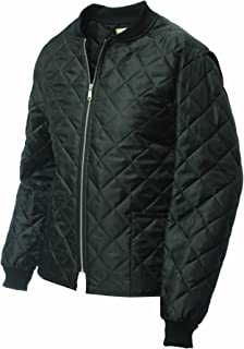 Work King Men's Quilted Freezer Jacket
