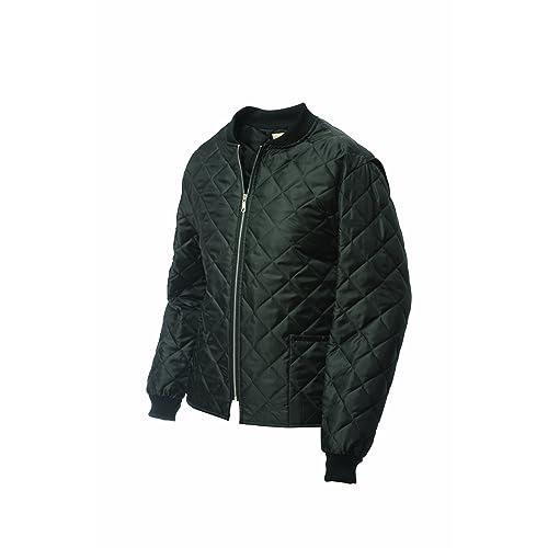 e39bda4e385 Work King Men s Quilted Freezer Jacket