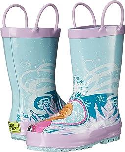Western Chief Kids - Frozen Elsa & Anna Rain Boot (Toddler/Little Kid/Big Kid)