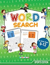 Word Search for Kids Ages 9-12 Sport Edition: Fun and Educational Word Search Puzzles with Sports Theme and Cool Facts for Kids PDF