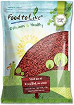 Goji Berries, 6 Pounds - Sun Dried, Large and Juicy