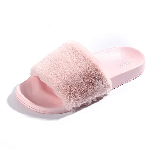 2964902907fa FITORY Women Slides Slippers