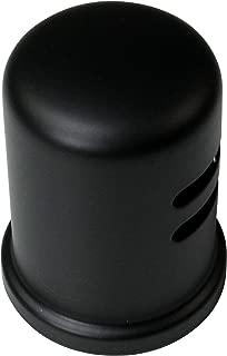Westbrass D201-1-62 Air Gap Cap, Matte Black