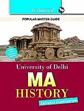 University of Delhi (DU) MA History Entrance Exam Guide