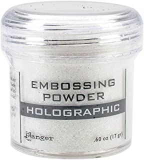Ranger EPJ00-709 Embossing Powder .60oz, Holographic