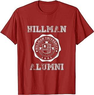 Hillman Alumni T Shirt
