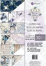 Prima Marketing - Georgia Blues - A4 Paper Pad