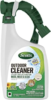 Scotts Outdoor Cleaner Plus OxiClean Ready-To-Spray, 32 oz