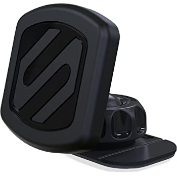 Scosche MAGDM MagicMount Universal Magnetic Mount Holder for Mobile Devices, Black