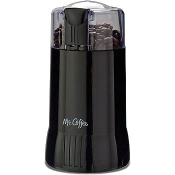 Molino de café Mr. Coffee negro