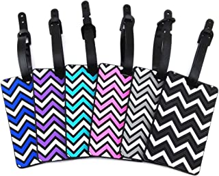 Best chevron luggage tags Reviews