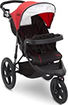 Best Jeep Classic Jogging Stroller, Red Review
