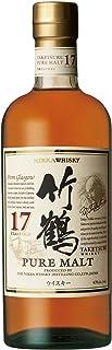 竹鶴17年ピュアモルト [ ウイスキー 日本 700ml ]